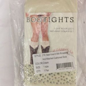 Boot tights